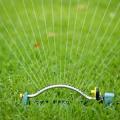 Полив газону