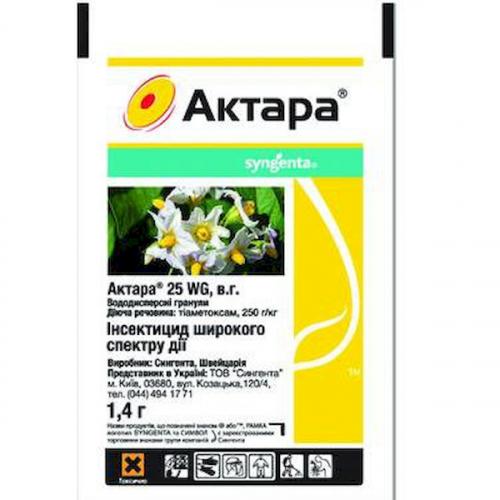 Инсектицид Актара 6 г