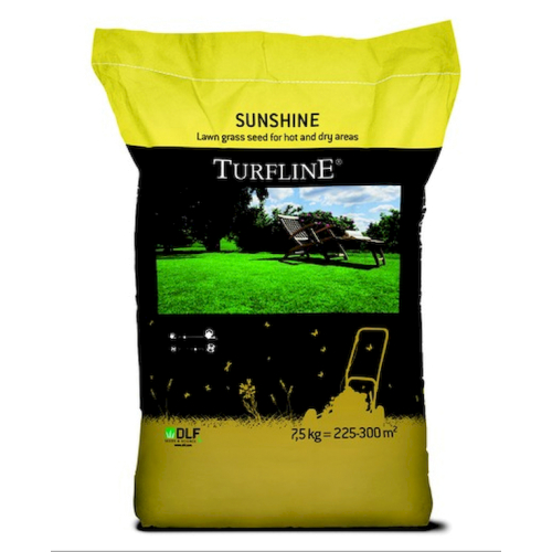 Газонна трава для сонця DLF Trifolium Саншайн 7,5 кг