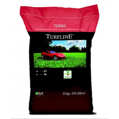 Газонная трава для ремонта и подсева DLF Trifolium Турбо 7,5 кг