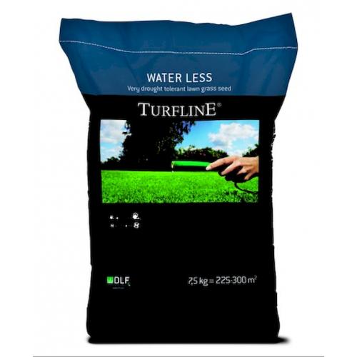 Газонная трава ограниченный полив DLF Trifolium Вотерлес 7,5 кг