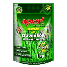 Удобрение от сорняков на газонах Хортифоска Agrecol 1 кг