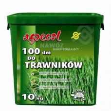 Удобрение для газона 100 дней  Agrecol 10 кг