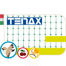 Сетка защитная от птиц TENAX ORTOFLEX 2х10м