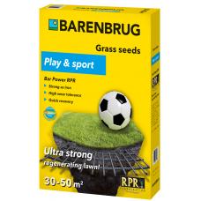 Газонна трава Barenbrug Play & Sport 1 кг