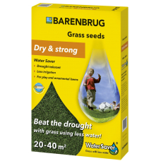 Газонна трава Barenbrug Water Saver dry & strong влагосберегающая 1 кг