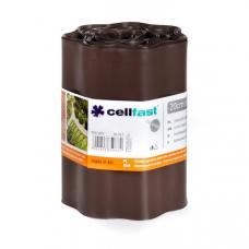 Газонный бордюр Cellfast коричневый 20 см * 9 м Польша
