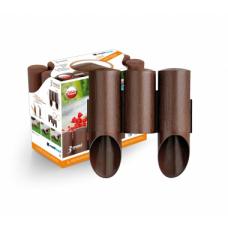 Городня палісаду Cellfast коричневий 2,1 м * 24,2 см