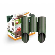 Городня палісаду Cellfast зелений 2,1 м * 24,2 см