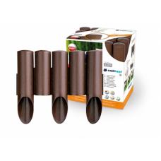 Огородная палисада Cellfast коричневый 2,3 м * 25,5 см