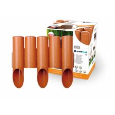 Огородная палисада Cellfast светлокоричневый 2,3 м * 25,5 см