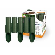 Городня палісаду Cellfast зелений 2,3 м * 25,5 см