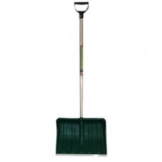 Лопата для прибирання снігу АСКЛ Груп з алюмінієвою ручкою (11653551)