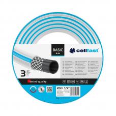 """Садовый шланг Cellfast Basic 1/2"""" 20м (10-400)"""