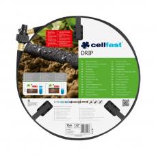 "Капілярний шланг Cellfast Drip 1/2"" 15м (19-002)"