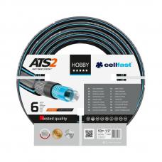 """Садовый шланг Cellfast Hobby ATS2™ 1/2"""" 50м (16-201)"""
