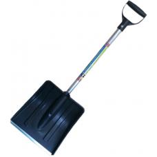 Лопата для прибирання снігу АСКЛ Груп з алюмінієвим черешком автомобільна (93-100)