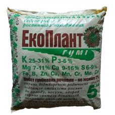 Органічне добриво Экоплант Гумі 5 кг