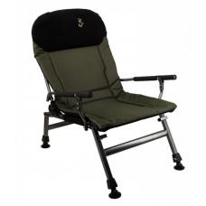 Кресло карповое Elektrostatyk FK5 усиленное с подлокотниками (FK5)