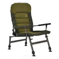 Кресло карповое Elektrostatyk FK6 усиленное с подлокотниками нового образца (FK6)