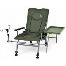 Кресло карповое Elektrostatyk F5R ST/P с подлокотниками (F5R ST/P)