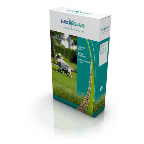 Газонная трава Классический газон Euro Grass 1 кг