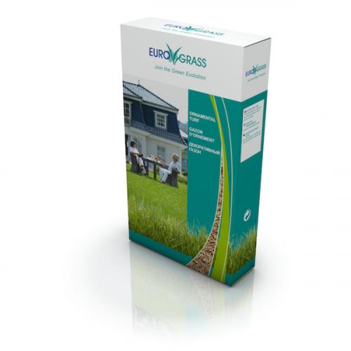 Газонная трава Декоративный газон Euro Grass 1 кг