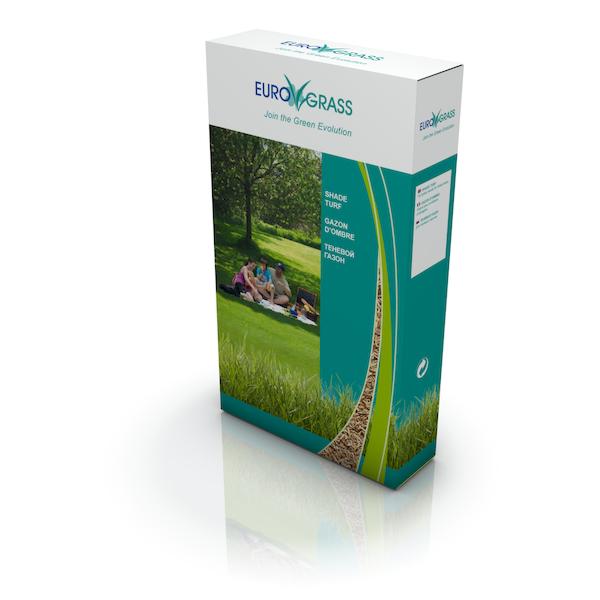 Газонна трава Тіньова Euro Grass 1 кг
