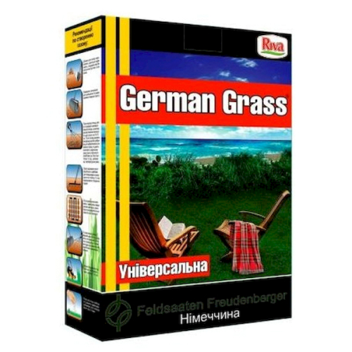 Газонная трава German Grass Универсальная 1 кг
