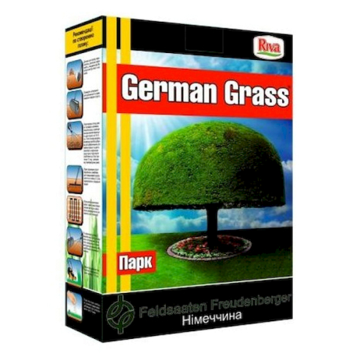 Газонная трава German Grass Парк 1 кг