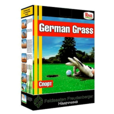 Газонная трава German Grass Спортивная 1 кг