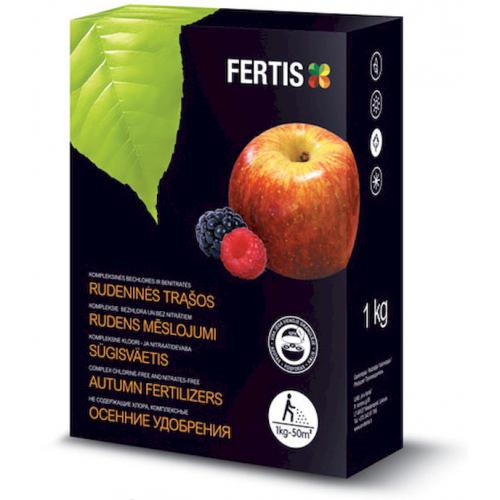 Удобрение комплексное осеннее Arvi Fertis 1 кг
