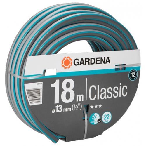 "Шланг Gardena Classic д.13 мм (1/2"") 18 м (18001-20.000.00)"