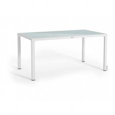 Стол белый Lechuza 160*90 см