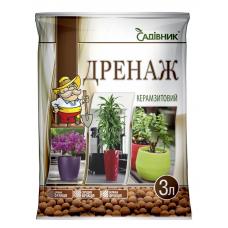 Дренаж керамзитовий Садівник 1 л