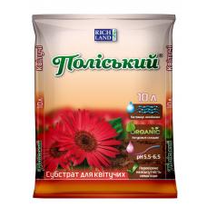 """Субстрат """" Поліський для квітучих рослин 5 л"""