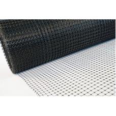 Сетка полимерная Tenax Авиари черная (1х200м)