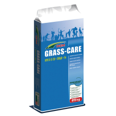 Добриво для газону Grass Care NPK 6-3-20 + 3 Mg + Fe DCM (Бельгія) 25 кг