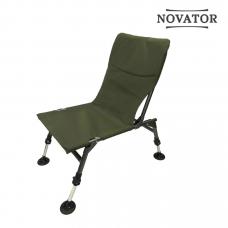 Кресло рыболовное карповое Novator Vario Compact
