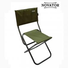 Стул рыболовный раскладной Novator S-2