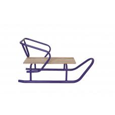 Санки Novator Snow Violet фиолетовые