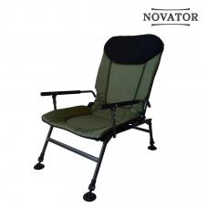 Кресло рыболовное карповое Novator Vario Carp XL