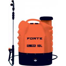 Опрыскиватель аккумуляторный Forte CL-18A (BP81438) 18 л