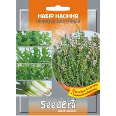 Набор семян Пряности к грибам SeedEra