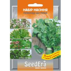 Набор семян Пряности к рыбе SeedEra