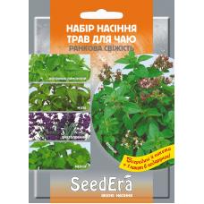 """Набор семян трав для чая """"Ранкова свіжість"""""""