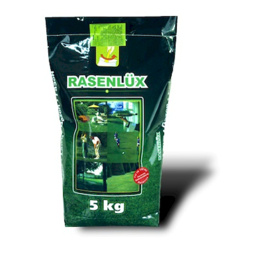 Трава газонная Лилипут Rasenlux 5 кг