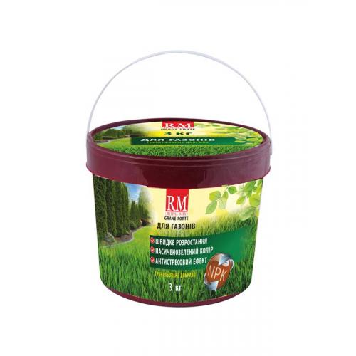 Добриво для газону Royal Mix Grane Forte 1 кг