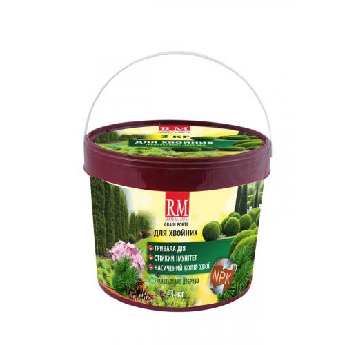 Удобрение для хвойных Royal Mix Grane Forte 1 кг