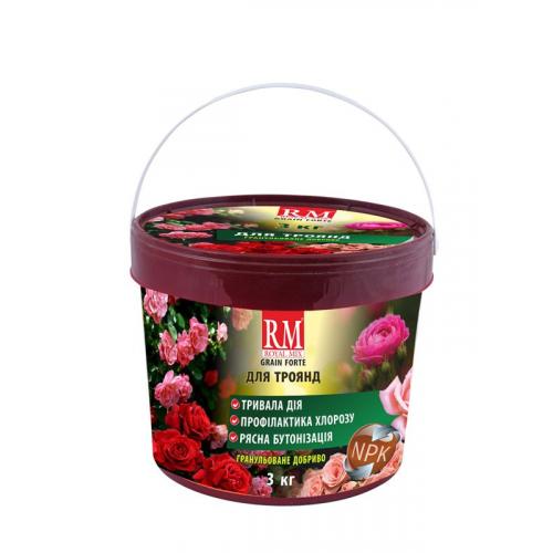 Удобрение для роз Royal Mix Grane Forte 1 кг